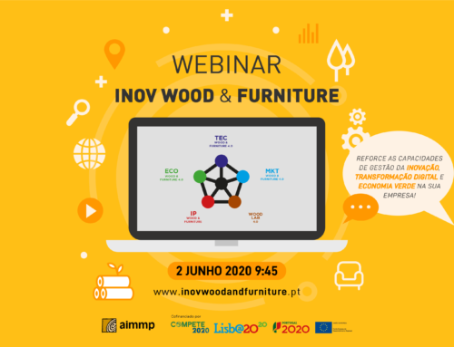 Webinar – Inov wood and Furniture – 2 junho